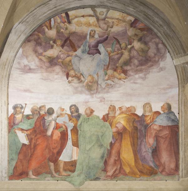 Rosso-Fiorentino-Assunzione-1513-affresco-staccato-cm-390x381.-Firenze-SS.-Annunziata.-Patrimonio-FEC