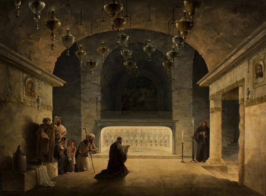 vorobiev_church_of_the_nativity_in_bethlehem